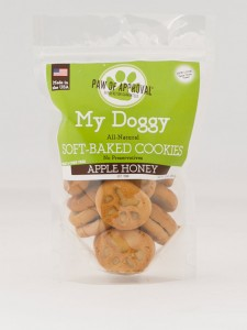 Natural Dog Treats - Apple Honey